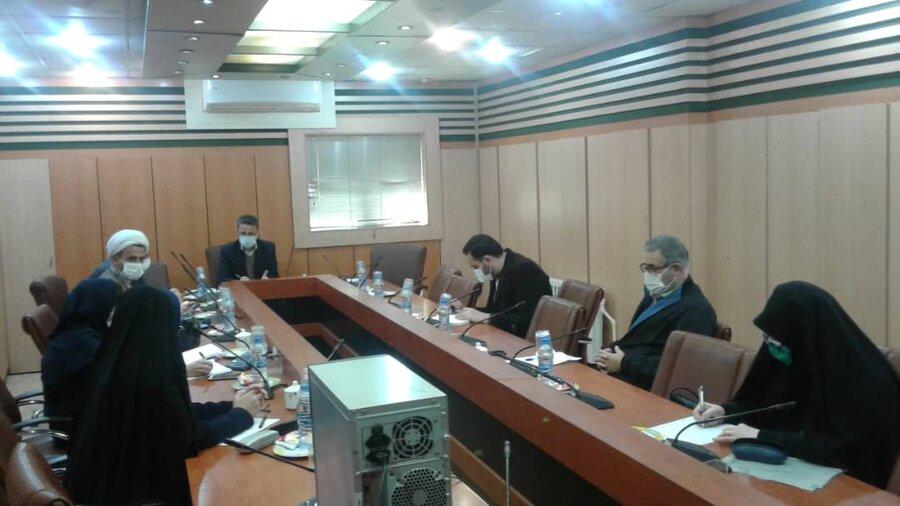 نخستین نشست کارگروه رسانه با محوریت شورای ساماندهی سالمندان استان