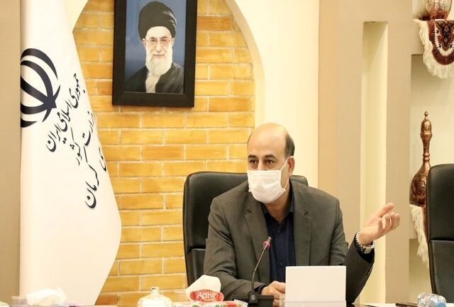 دیدار نماینده زرند وکوهبنان در مجلس شورای اسلامی با مدیر کل ومعاونین بهزیستی استان