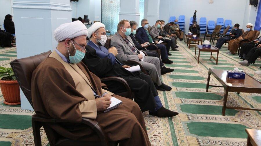 جلسه شورای ذکات استان