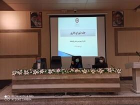 برگزاری بیست و پنجمین جلسه شورای اداری بهزیستی استان کرمانشاه به ریاست دکتر فرحناز محمدی