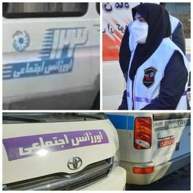 بازداشت عامل کودکآزاری در شهرستان عجبشیر / تماس با ۱۲۳ در مواقع مواجهه با مضمون کودکآزاری