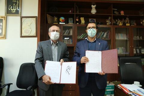 خدمترسانی به افرادِ با اختلالات ذهنی و هوشیِ تحت پوشش، در قالب تفاهمنامه با موسسه حامی المپیک ویژه ایرانیان