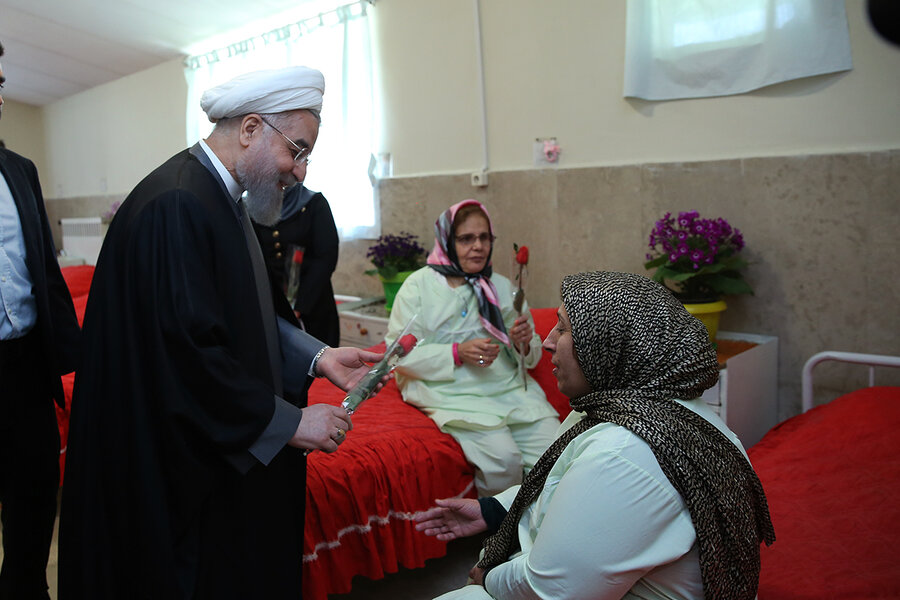 Elderly and people with disability among First COVID-19 Vaccine Priority Groups in Iran