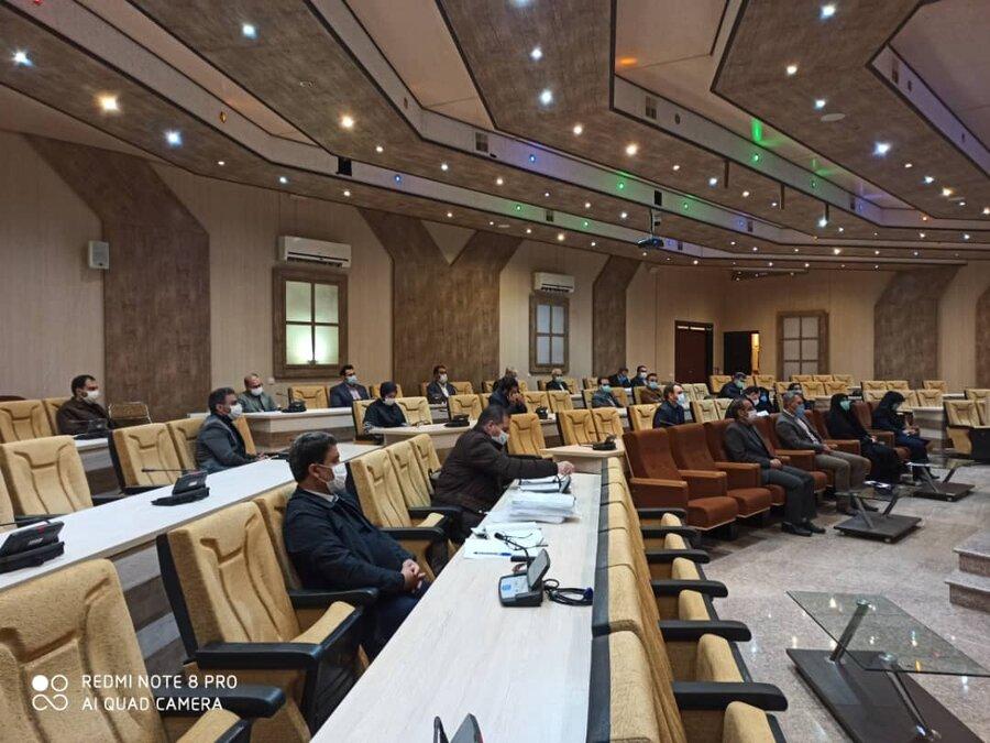 شورای اداری کرمانشاه