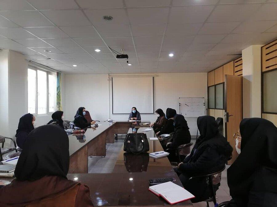 ملارد| کارگاه آموزشی مددکاری برگزار شد