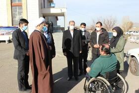 گزارش تصویری از بازدید دادستان زنجان از مراکز شبانه روزی تحت نظارت بهزیستی استان زنجان