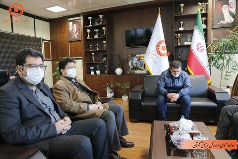 گزارش تصویری | مدیرکل بهزیستی گلستان از قهرمان معلول پاورلیفتینگ استان تقدیر کرد.