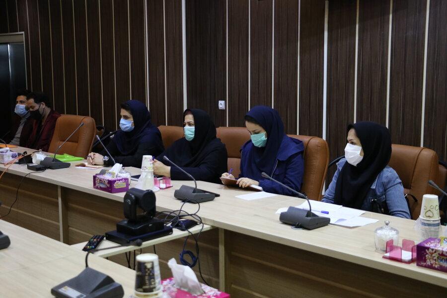 برگزاری وبینار تخصصی مجمع مشورتی استان با موضوع کنترل و پیشگیری از بروز رفتارهای پرخطر در کودکان ونوجوانان