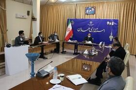سومین جلسه ستاد هماهنگی، پیگیری مناسب سازی استان