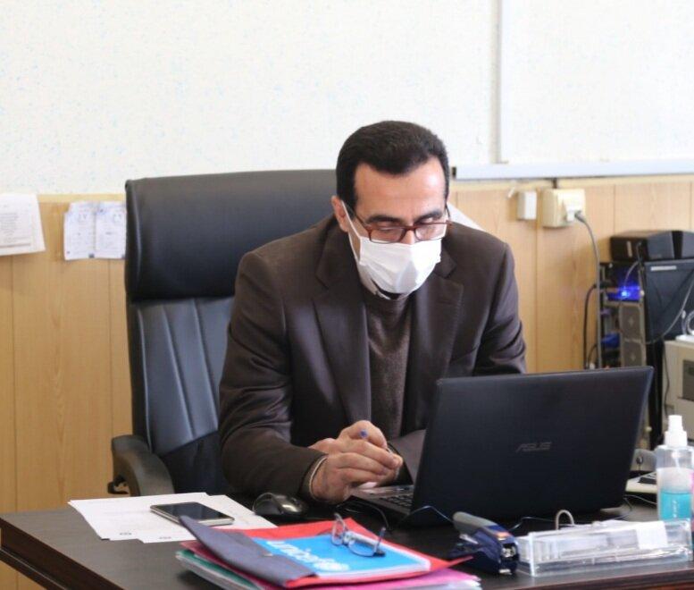برگزاری جلسه آموزشی مراکز اقامتی درمان اعتیاد در بهزیستی مازندران