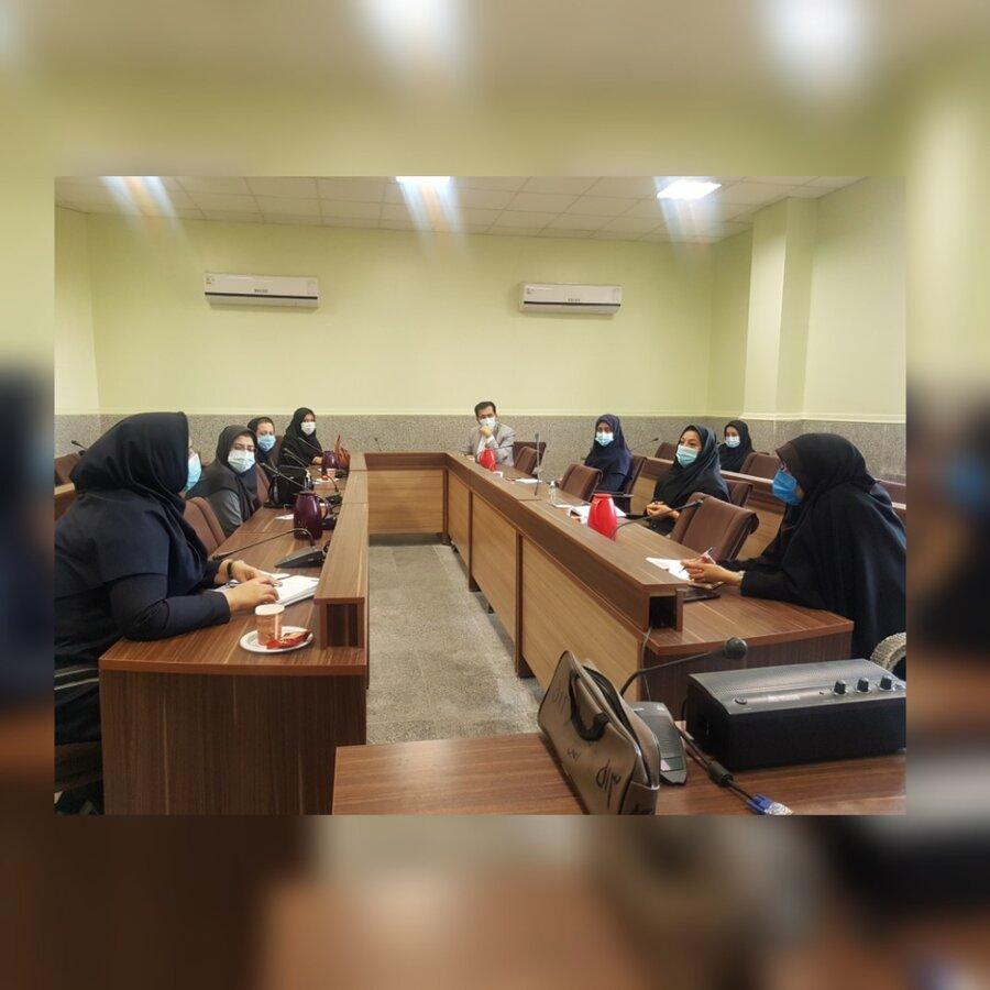 نشست تخصصی پیشگیری از آسیب های روانی، اجتماعی دانشجویان دانشگاه علوم پزشکی برگزارشد