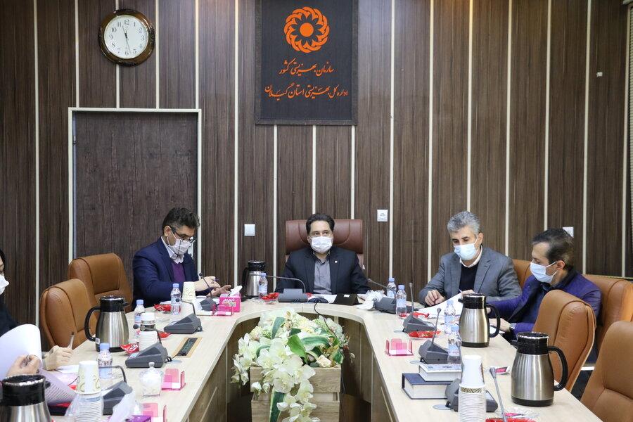 جلسه ویدئو کنفرانس معاونت پیشگیری بهزیستی کشور