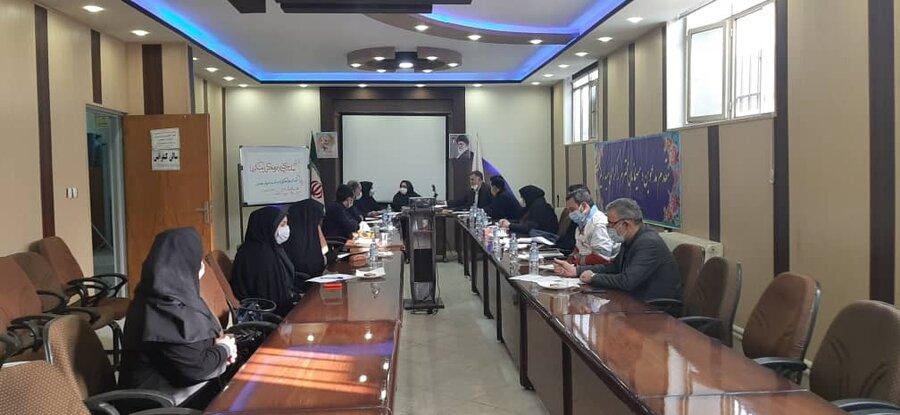 جلسه کمیته فرعی فرهنگی شورای هماهنگی مبارزه با مواد مخدر