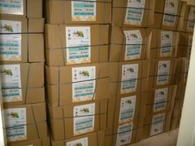 توزیع ۱۰۰۰ بسته نوشت افزار و کوله پشتی بین دانش آموزان تحت پوشش بهزیستی استان