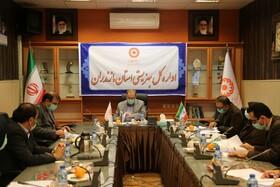 جلسه برنامه ریزی و هماهنگی تدوین برنامه هفتم توسعه در اداره کل بهزیستی مازندران برگزار شد