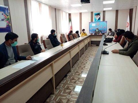 رزن| جلسه شورای اداری