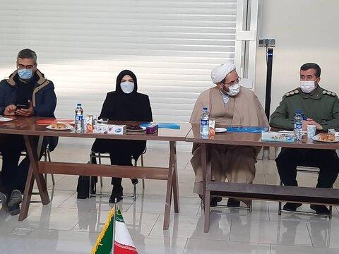 گزارش تصویری/ کمیته استانی هماهنگی مراکز نگهداری، درمان و کاهش آسیب