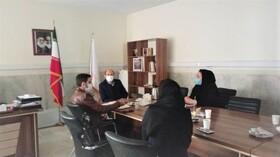 فردیس | برگزاری جلسه توجیهی اشتغال
