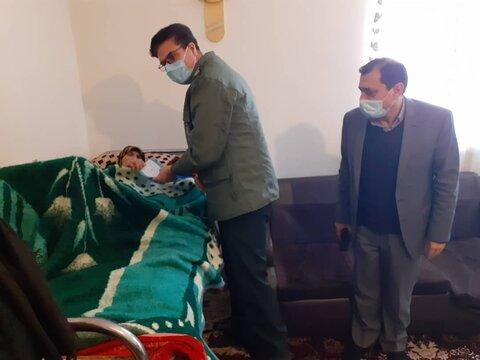 گزارش تصویری | برگزاری اردوی جهادی