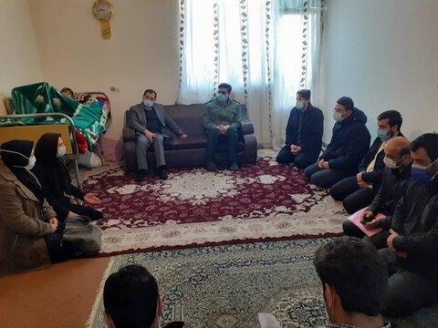 گزارش تصویری   برگزاری اردوی جهادی