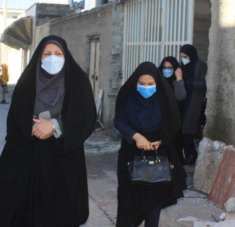 گزارش تصویری|کمپ ترک اعتیاد
