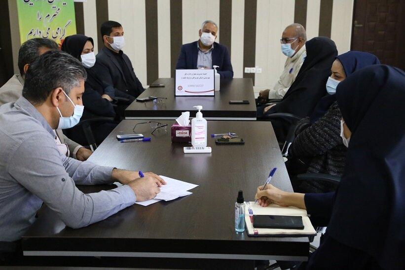 کمیته مدیریت بحران
