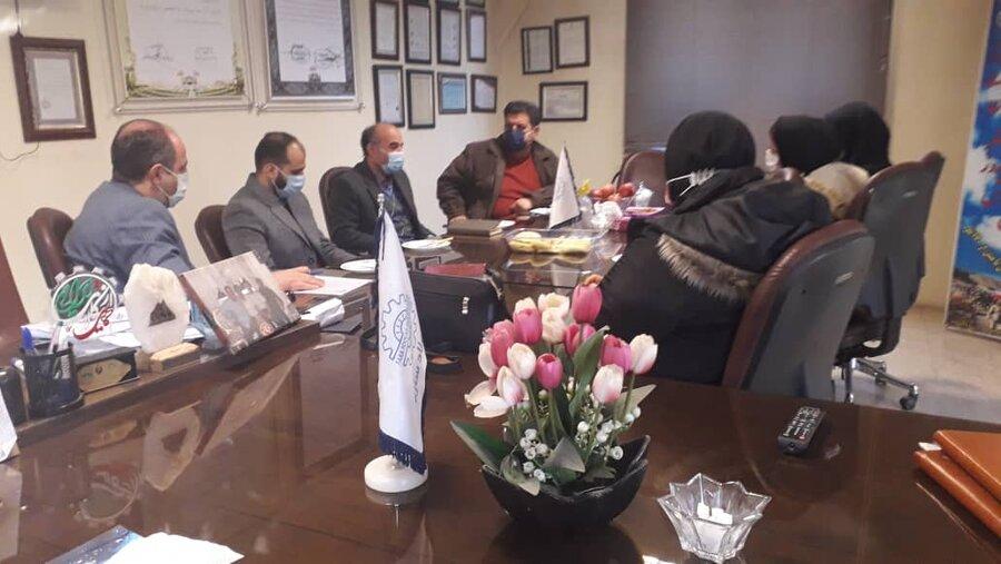 شهرقدس بررسی حمایت های خیریه نگین تهران از جامعه هدف بهزیستی