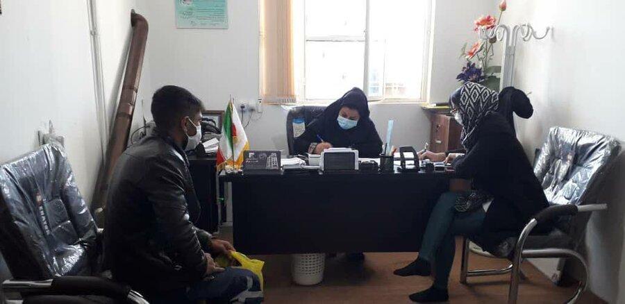 صالح آباد | بررسی ۵۰ پروندهی مددجویی دارای معلولیت در کمیسیون تشخیص معلولیت صالحآباد