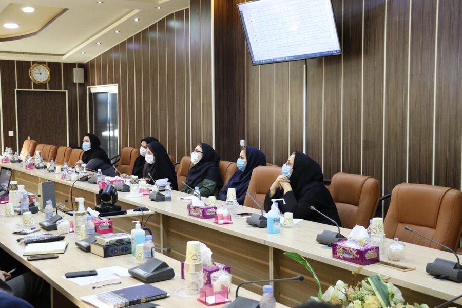 برگزاری نشست کمیته مدیریت عملکرد بهزیستی استان گیلان