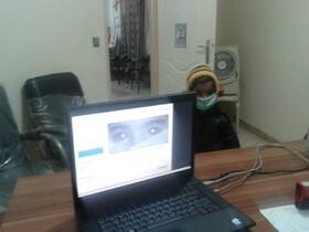 شهرقدس| ادامه اجرای طرح ملی پیشگیری از تنبلی چشم