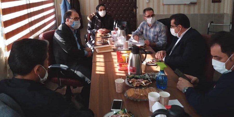 اسلامشهر| تعیین اعضای کمیسیون پزشکی جنوب غرب استان