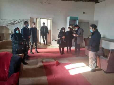 گزارش تصویری| بازدید از مراکز در دست احداث ترک اعتیاد شهرستان سراب