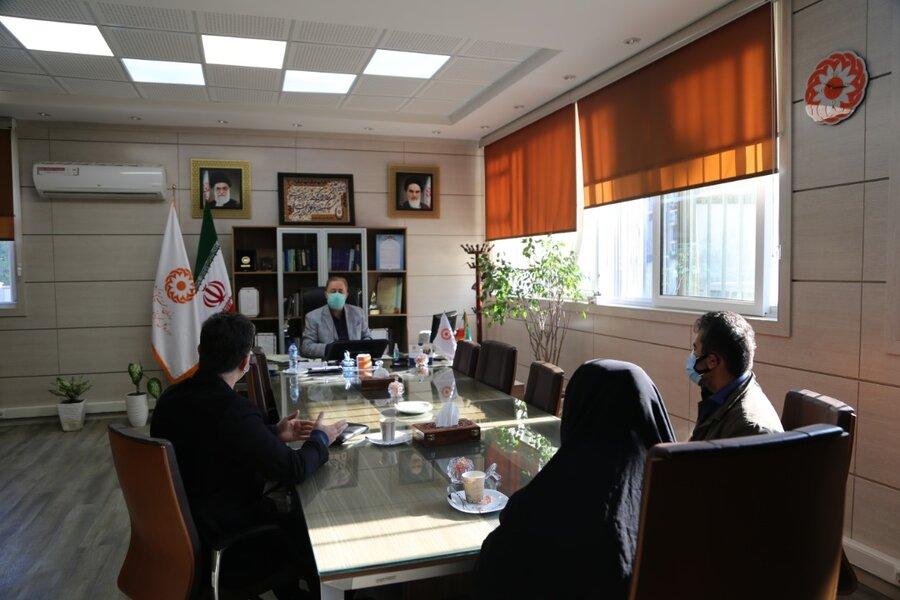 ارتباط مدیر کل بهزیستی مازندران با جامعه هدف استان
