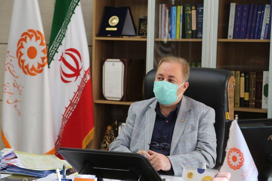 ملاقات مردمی مدیر کل بهزیستی مازندران