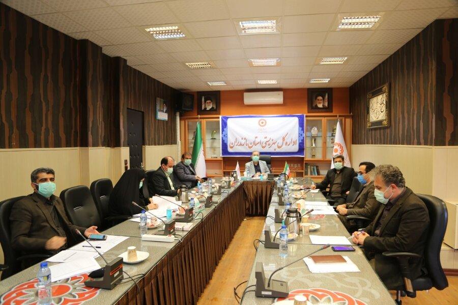 برگزاری دومین جلسه تدوین برنامه هفتم توسعه سازمان بهزیستی کشور