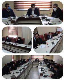 شورای مالی بهزیستی استان تشکیل جلسه داد