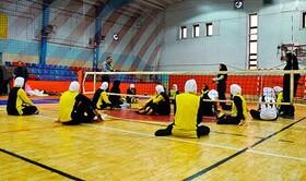 بندرعباس میزبان رقابت های لیگ برتر والیبال نشسته بانوان باشگاههای کشور