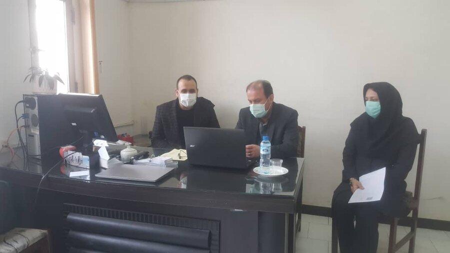 برگزاری جلسه آموزشی کارکنان و مربیان مراکز شبه خانواده بهزیستی مازندران