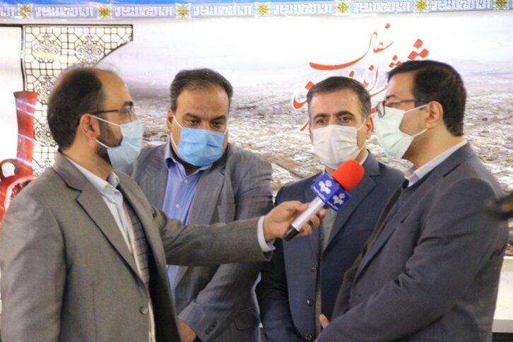 گزارش تصویری  حضور معاون توانبخشی بهزیستی کشور در  استان اصفهان