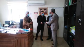 انتصاب | سرپرست اداره بهزیستی شهرستان شفت منصوب شد