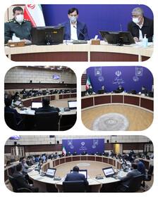 جلسه ستاد ساماندهی امور متکدّیان استان البرز برگزار شد