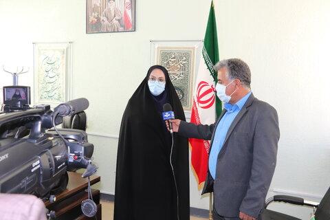 گزارش تصویری| سفر مدیرکل بهزیستی استان به شهرستان های خانمیرزا و لردگان