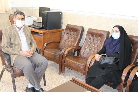 گزارش تصویری  سفر مدیرکل بهزیستی استان به شهرستان های خانمیرزا و لردگان