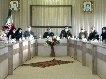گزارش خبری ا برگزاری اولین جلسه مشترک شورای هماهنگی مبارزه با مواد مخدر و جلسه کارگروه اجتماعی فرهنگی سلامت زنان و خانواده در شهرستان نمین