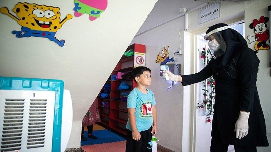 در رسانه| ۴۸ مهدکودک در استان فرزندان مادران شاغل را پذیرش می کنند
