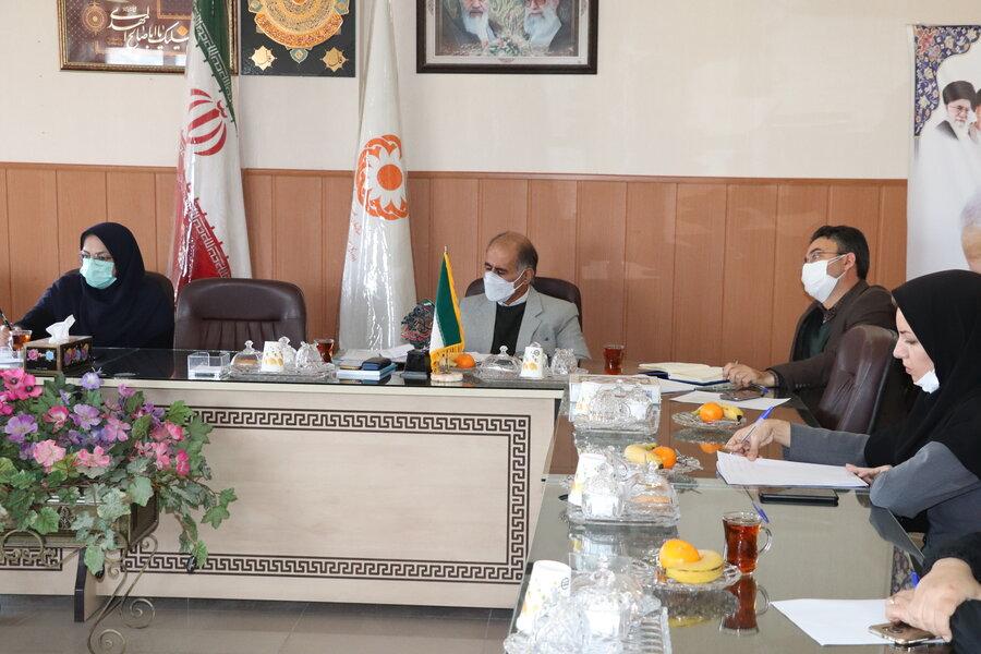 توسعه زیر ساخت های دولت الکترونیک در اولویت برنامه های کارگروه توسعه مدیریت بهزیستی استان قرار دارد