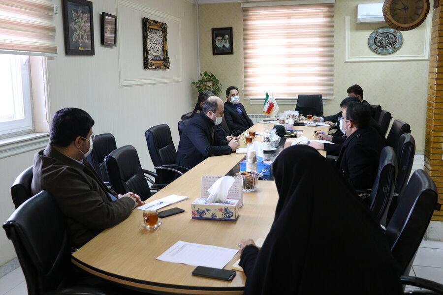 نشست کمیته بررسی فرزند خواندگی های غیر قانونی
