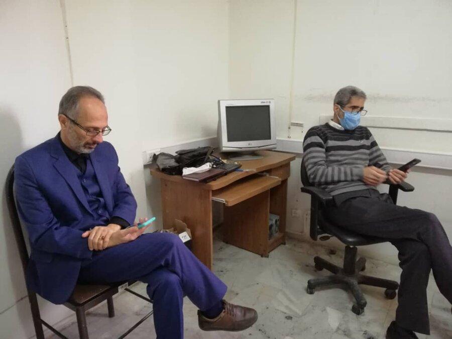 شهریار|برگزاری وبینار آموزشی فرآیند ترخیص فرزندان مراکز شبه خانواده