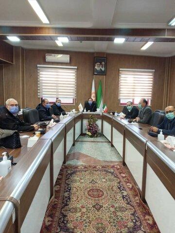 تشکیل جلسه ستاد مدیریت بحران در بهزیستی آذربایجان غربی