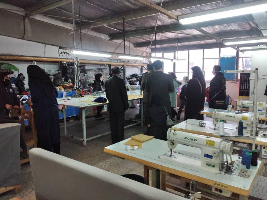 تشکیل جلسه معاون توانبخشی بهزیستی استان با موسسات شهرستان قدس